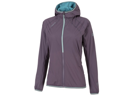 Damen Softshell Jacke R'ADYS R3 x-light insulated vintage violet (XS)