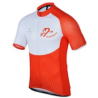 Cycling Shirt Cuore Herzroute Edition